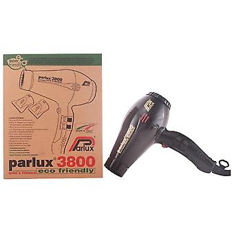 Parlux Hair Dryer Ionic & Ceramic 3800 Black