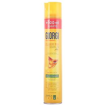 Giorgi Laca Spray 300 Ml Maxi Volume + 100Ml