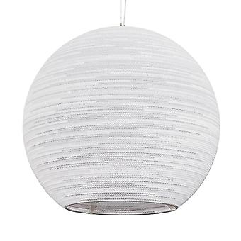 Graypants Arcturus White Pendant Light - E27