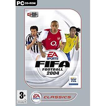 FIFA Football 2004 (PC) (Käytetty)