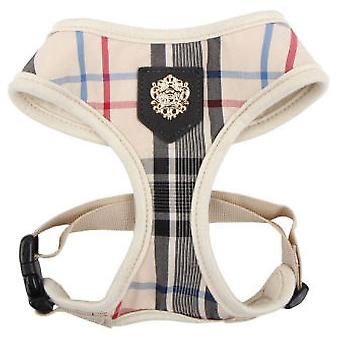 Puppia Harness Junior A Beige (Dogs , Walking Accessories , Harnesses)