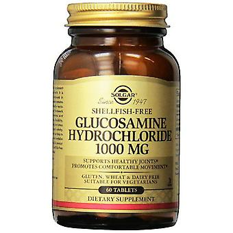 Solgar Glucosamine Hydrochloride 60 Pills (Vitamins & supplements , Special supplements)