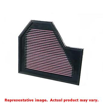 K&N Drop-In High-Flow Air Filter 33-2350 Fits:BMW 2006 - 2010 M5 V10 5.0 2006 -