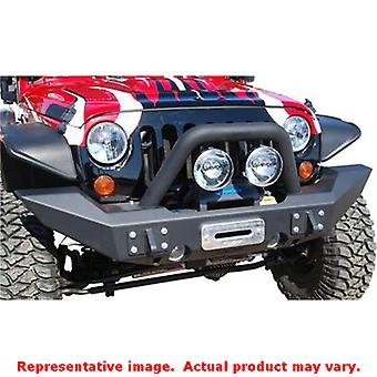 MBRP Jeep Accessories 131174 Black Fits:JEEP 2007 - 2010 WRANGLER
