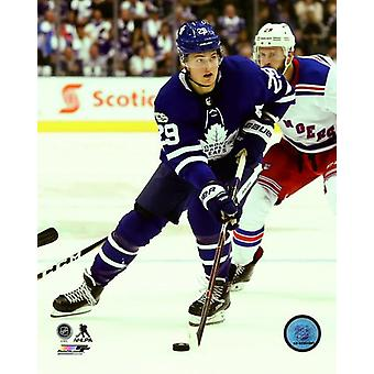William Nylander 2017-18 Action Photo Print