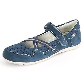 Lurchi Maike Jeans ruskind 331493842 børnesko