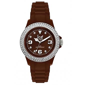 Ice-Watch Sili Pierre Petit Argent Brown (ST.NS.SS10)