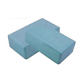 Kabalo BLUE 2 x Yoga & Pilates EVA Foam Block / Brick! Stretch Aid Exercise Gym 3