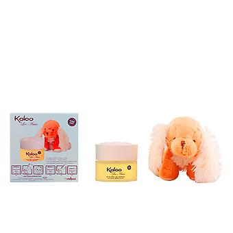 Kaloo Les Amis Eds Vapo 100ml + Perrito De Peluche Unisex New Scent Sealed Boxed
