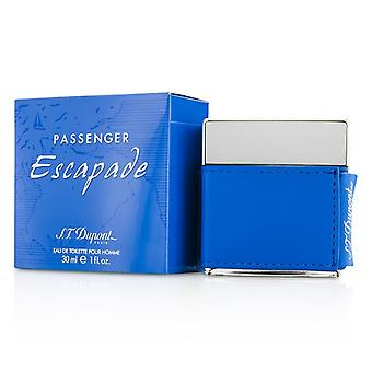 S. T. Dupont passager Escapade Eau De Toilette Spray 30ml/1 ounce