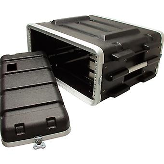 Stagg ABS-4U ABS Rack Case - 4 eenheden