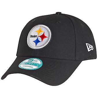 New era 9Forty Cap - NFL LEAGUE Pittsburgh Steelers Black