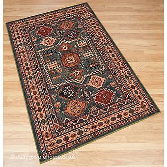 Oudheid groen tapijt
