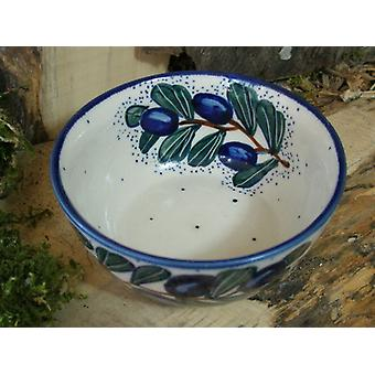 Bol de salade ø 13 cm, hauteur 6 cm, Bunzlauer poterie - BSN 6746