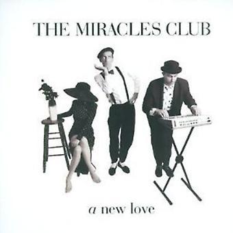 Mirakler Club - nye kærlighed [Vinyl] USA importerer