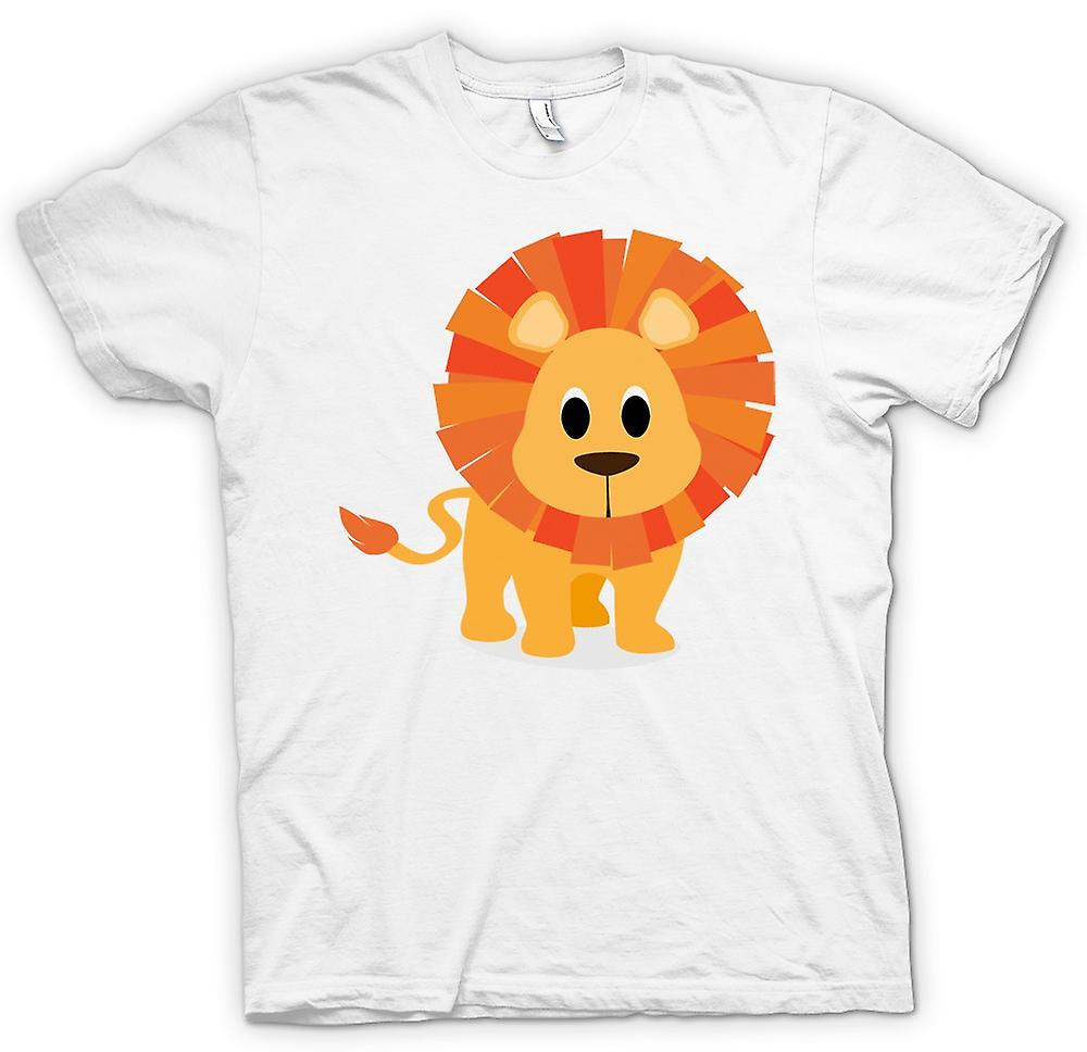 T-shirt Femmes - I Love Lions - Animal mignon