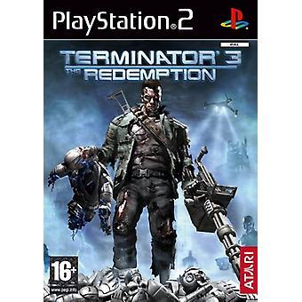 Terminator 3 verlossing (PS2)