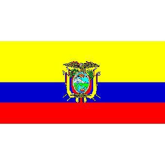 Ecuador Flagge 5 x 3 ft mit Ösen für hängende