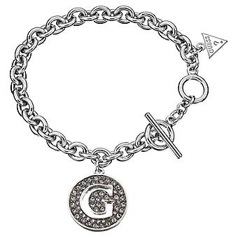 Guess ladies bracelet stainless steel Silver UBB51429