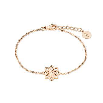 s.Oliver jewel ladies bracelet silver Rosé SO PURE flower 2019845