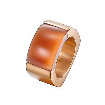 Joop kvinnors ring rostfritt stål Rosé MARVELOUS JPRG10614D1