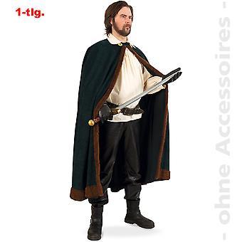 Knight costume Mr cloak Cape Vikings barbarian cloak Mr costume