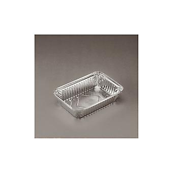 Aluminium shape 890ml 207x141mm 1000/FP