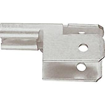 Klauke 755 Distributor terminal Connector width: 4.8 mm Connector thickness: 0.8 mm 90 ° Not insulated Metal 1 pc(s)