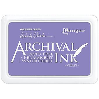 Wendy Vecchi Designer Series Archival Ink Pad-Violet