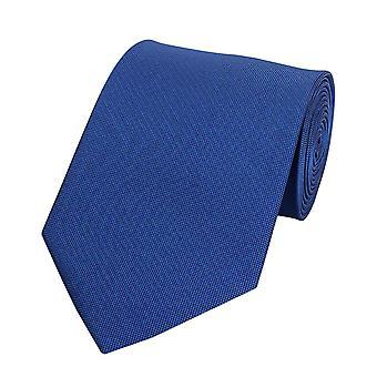 Krawat krawat krawat krawat niebieski 8cm uni grzywny Piquestruktur Fabio Farini