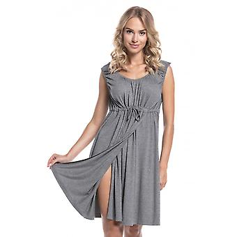 Happy Mama. Women's Labor Delivery Hospital Gown Breastfeeding Maternity. 118p