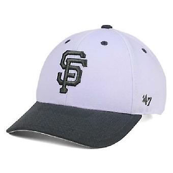 San Francisco Giants MLB 47 Brand MVP Two Tone Adjustable Hat