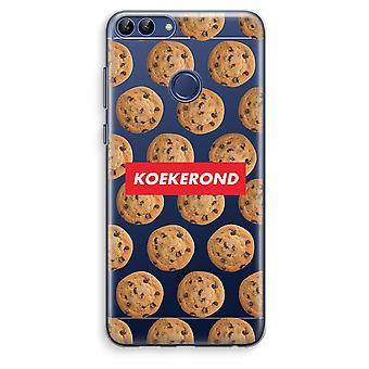 Huawei P Smart (2018) Transparent Case (Soft) - Koekerond