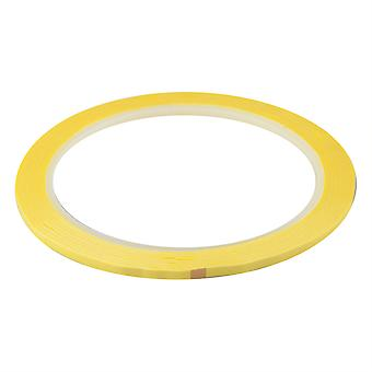 TRIXES 40m Self Adhesive Whiteboard Grid Gridding Marking Tape Yellow