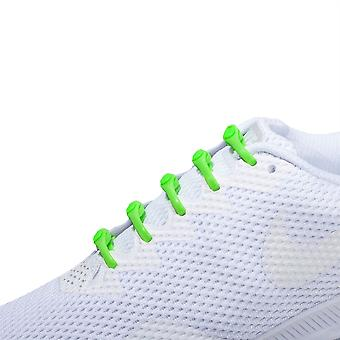 1 Pack of 14 Hickies 2.0 Replacement Laces for fast slip-on ~  Lime Green