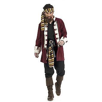 Kosarenpirat mens costume Corsair Störtebeker mens costume