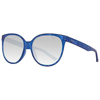 Pepe jeans ladies sunglasses Butterfly-style blue