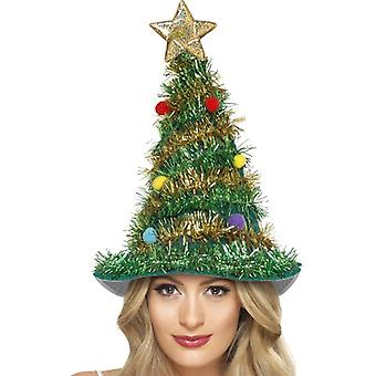 Christmas Tree Hat, One Size
