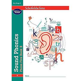 Sound Phonics Phase Five Book 3 by Carol Matchett - 9780721711515 Book