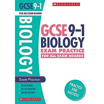 Biology Exam Practice Book for All Boards by Kayan Parker - 978140717