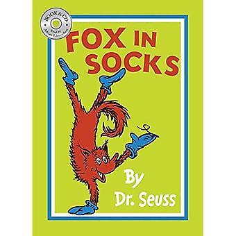 Dr Seuss - Fox in sokken