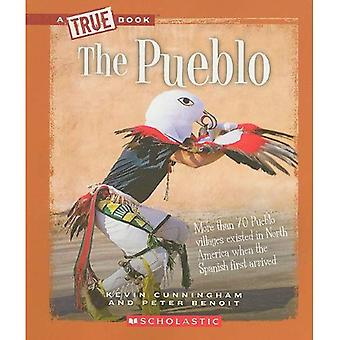 Pueblo (prawdziwe książki: Indianie)