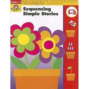 Sekvensering enkla berättelser, årskurs 1-2