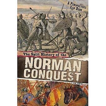 Den normandiska erövringen Split historia: ett perspektiv Flip Book (perspektiv Flip böcker: perspektiv Flip böcker)