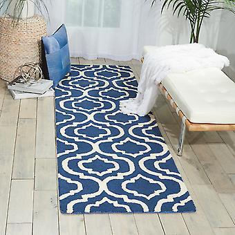 Lineare LIN15 Marine Läufer Teppiche moderne Teppiche
