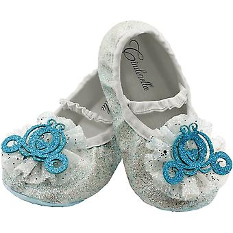 Cinderella Toddler Slippers
