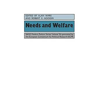 Needs and Welfare by European Consortium for Political Resear