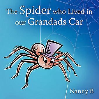 Die Spinne lebte in unserem Auto gewaltig von Nanny B