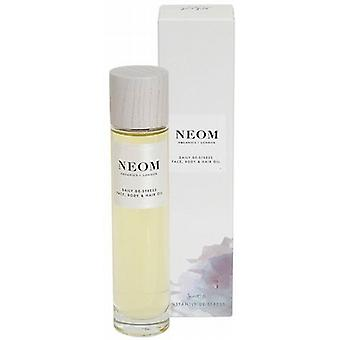 Neom Daily De-stress Face Body & Hair Oil