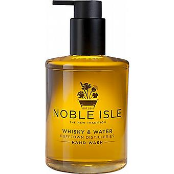 Noble Isle Whisky & Water Hand Wash